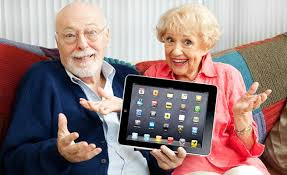 la technologie et les seniors